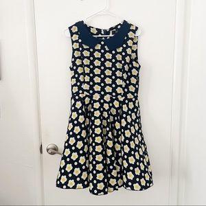 ASOS Collared Daisy Dress